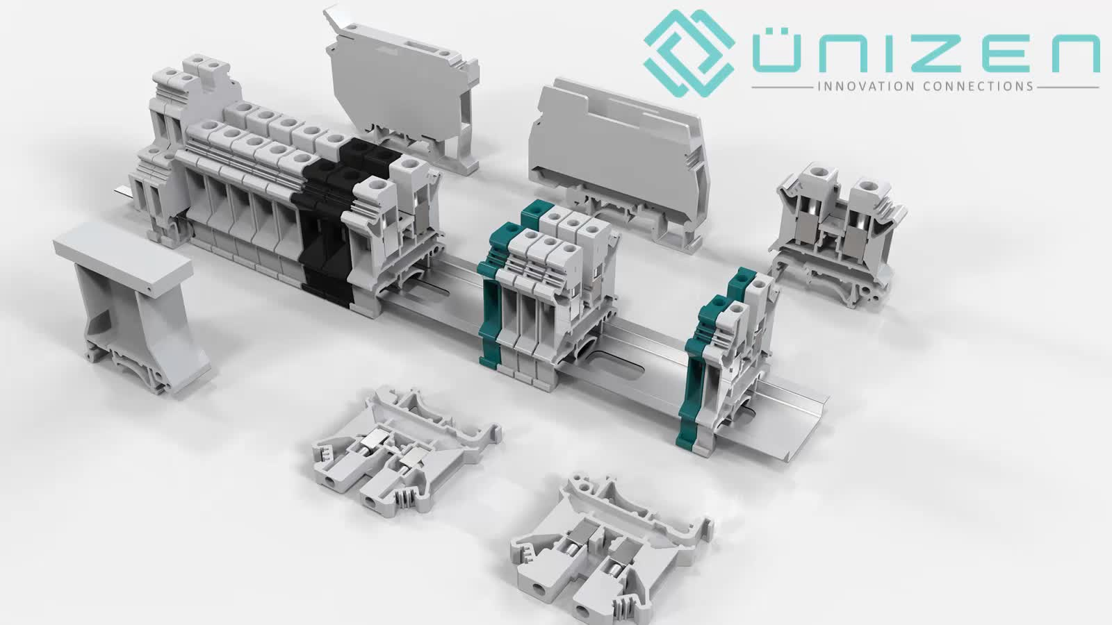 unizen the most popular products insulated electric connectors and rh alibaba com wiring terminal block boat electrical terminal block