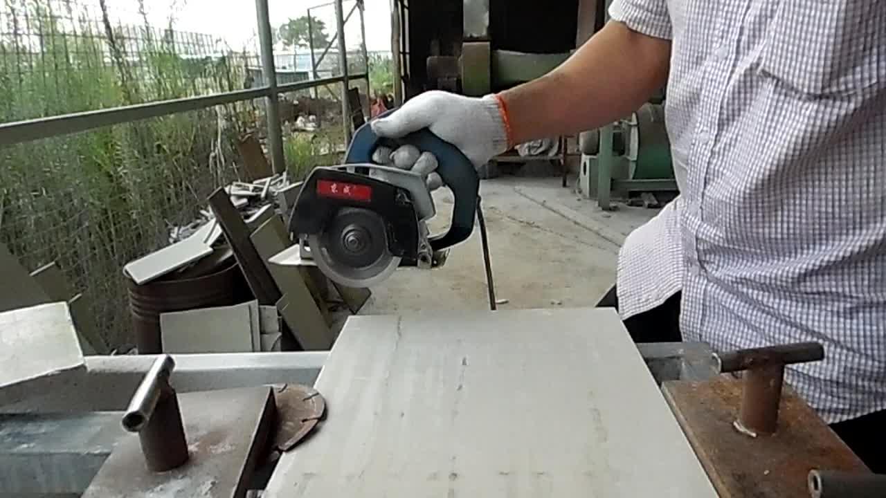 4 นิ้วจีนผู้ผลิตมืออาชีพเพชรตัดใบมีดตัดคอนกรีตแผ่นสำหรับหินอ่อน