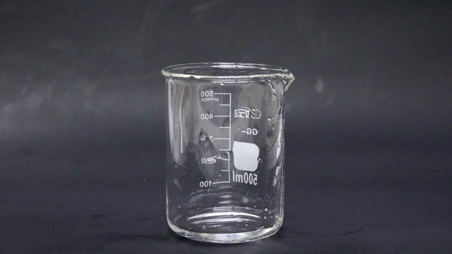 Diversa viscosità olio di silicone Uso Industriale PDMS/Olio di Silicone/Silicone Fluido 5-100 000 Cst (A Base di su Richiesta Del Cliente)