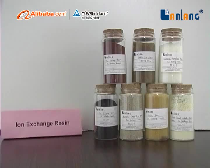 Purolite Amberlite Water Softener Cation Ion Exchange Resin
