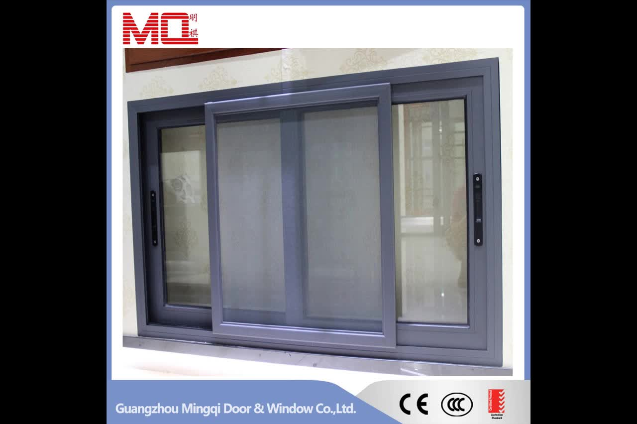 New design aluminium casement windows awning window fixed for Window factory