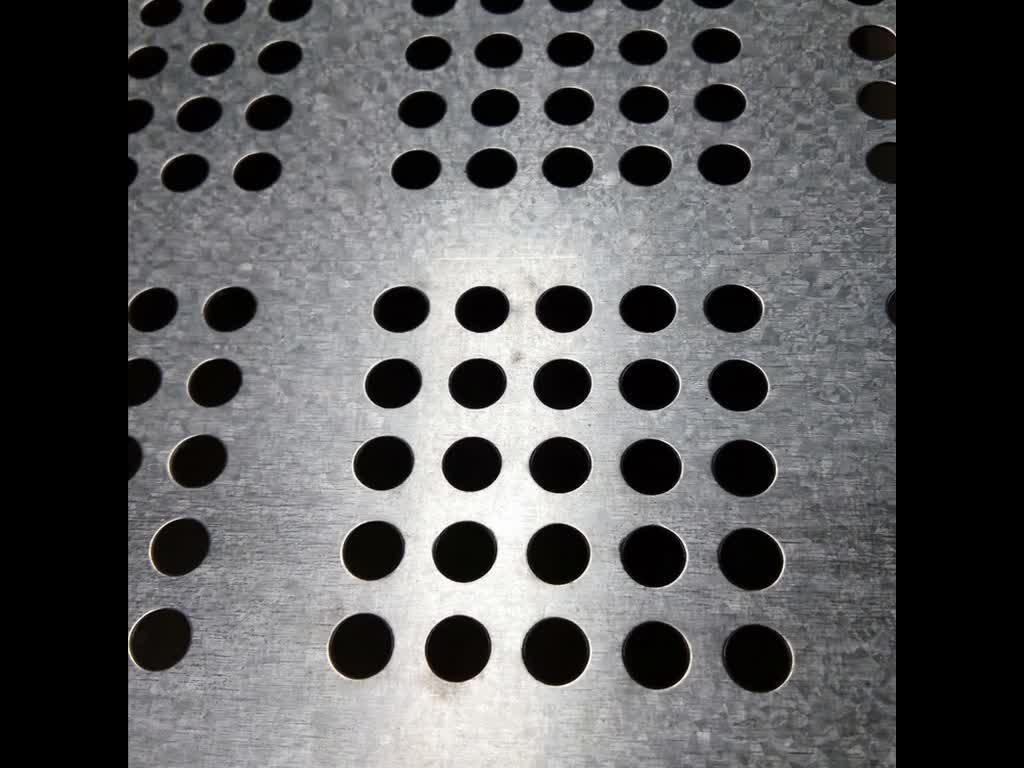 stamped sheet metal
