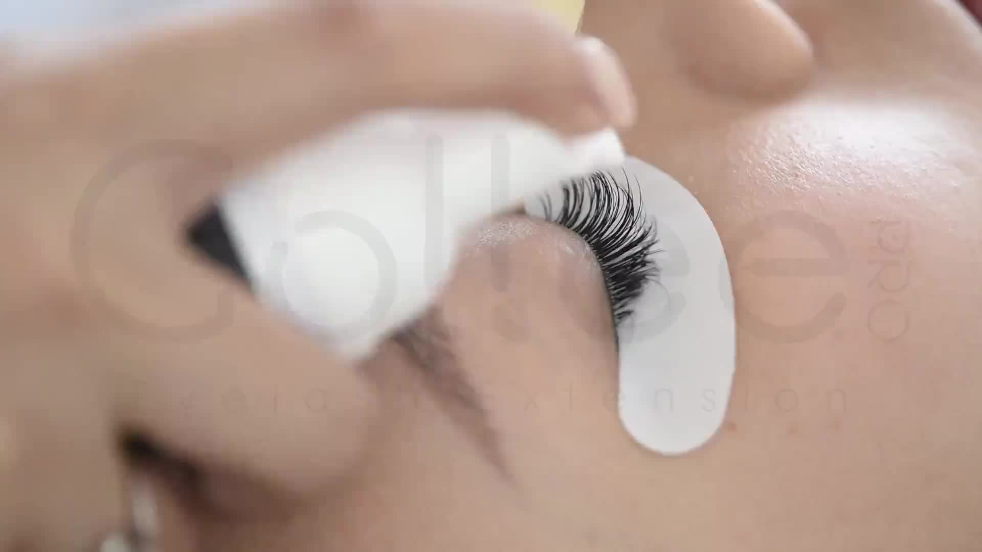 50ml Safe Gentle Oil Free Cleaning Eyelash Foam Cleanser for Eyelash Extension