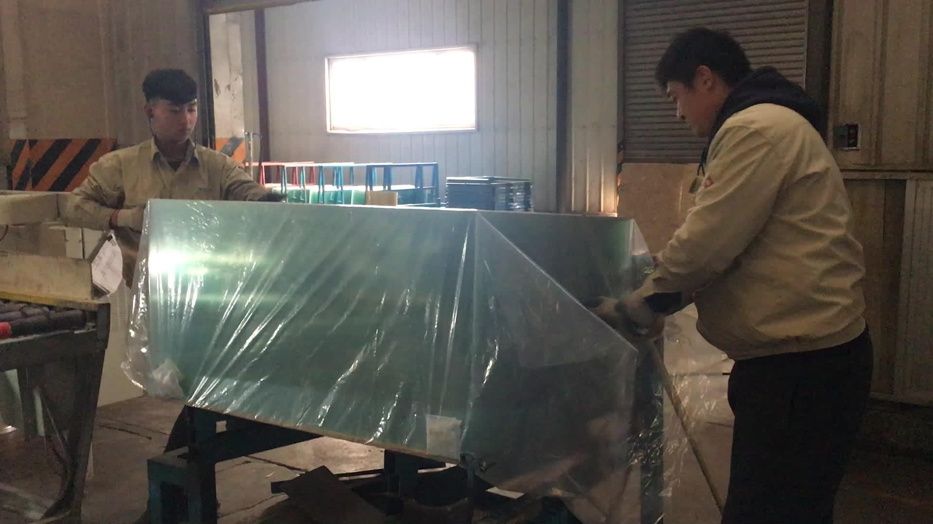 أفضل سعر المواد الخام خفف 4 ملليمتر 8 ملليمتر 9A اتحاد الجغرافي الدولي بناء الزجاج جوفاء