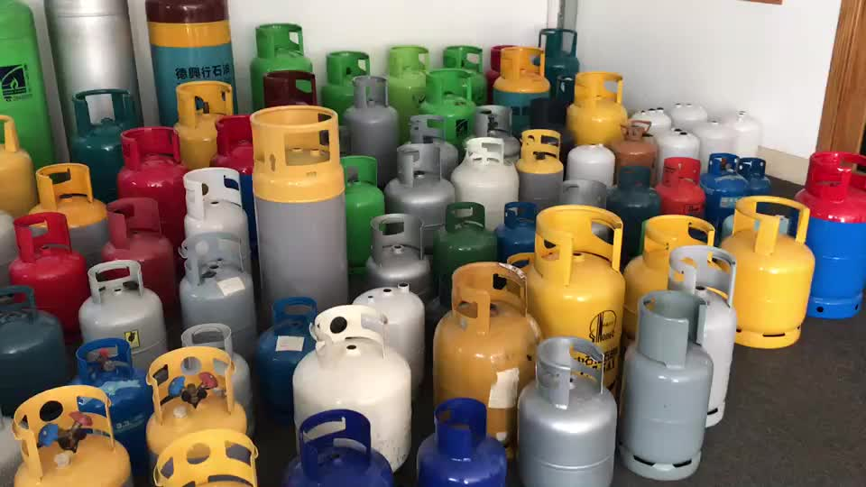 30LB and 40LB DOT Approved recovery cylinders