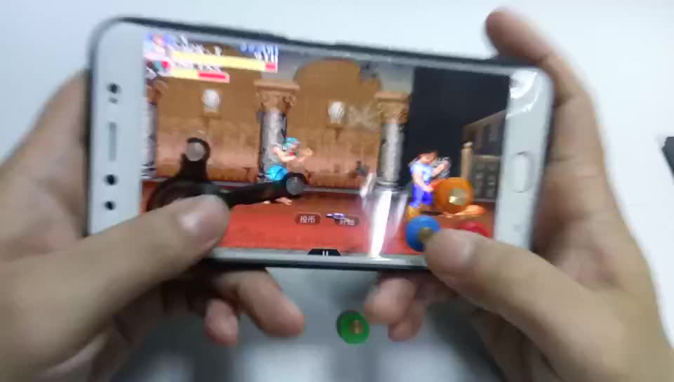 New edition mobile mini Game Joystick for Phone and Pad Touch Screen Games