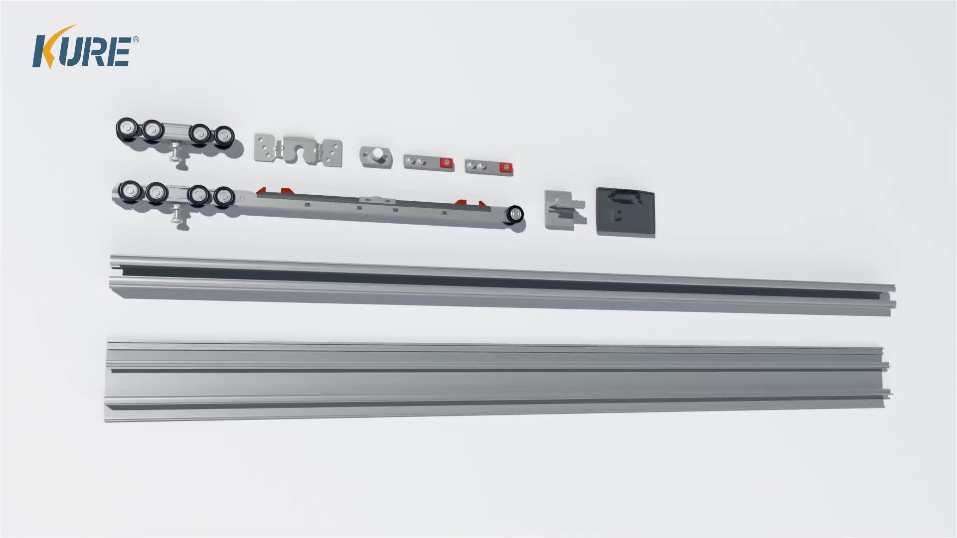 sliding glass cabinet door hardware. 10-12mm Thickness Glass Soft Close Sliding Cabinet Door Hardware R