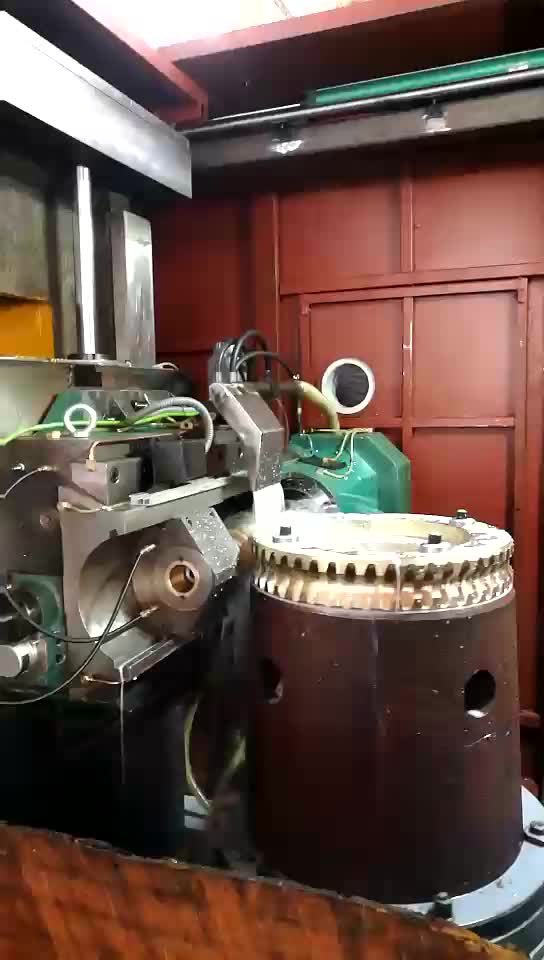 YK3180 Vertical CNC Gear Hobbing Machine for Sale