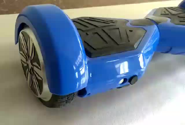 China Manufacturer 2 wheel electric hoverboard