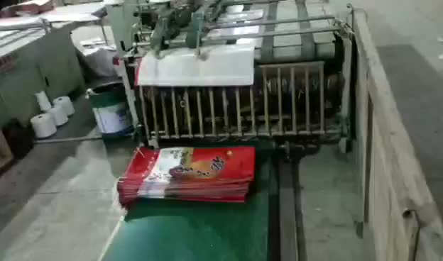 PP Woven Bag Sack Automatic Bottom Sewing Machine