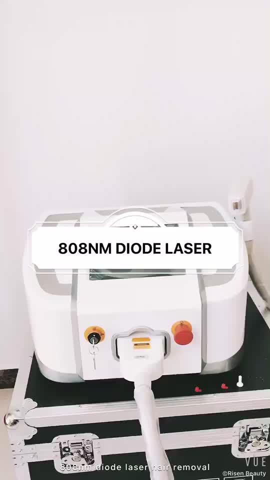 新加入プロフェッショナル使用808nmのダイオードレーザー/ポータブル808nmのレーザーダイオード/808nmのダイオードレーザー脱毛