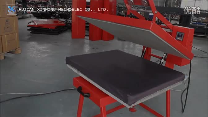 Large format sublimation 80x100 t-shirt heat press machine for sale HP680