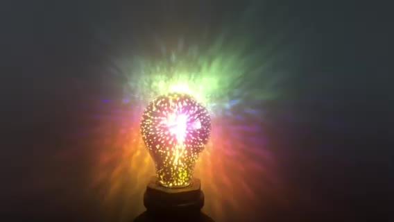 NEW bulb 360 degree 3D A60 A19 Christmas led bulbs