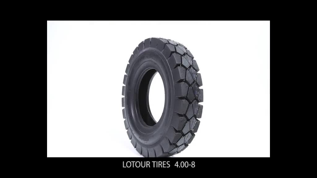 Bike Tires Wholesale Motorcycle 4.00-8 Tractor 400x8 Solid Tire