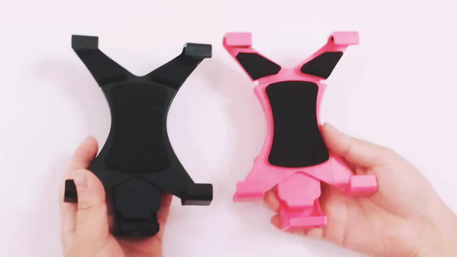 """China Supplier Most Popular Tablet PC Tripod Monopod Car Bracket Clamp Mount Flexible Stand Holder for iPad mini Samsung 7"""" 10"""""""