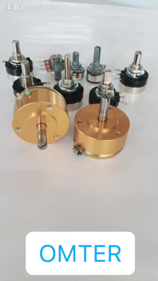 A103 potentiometer