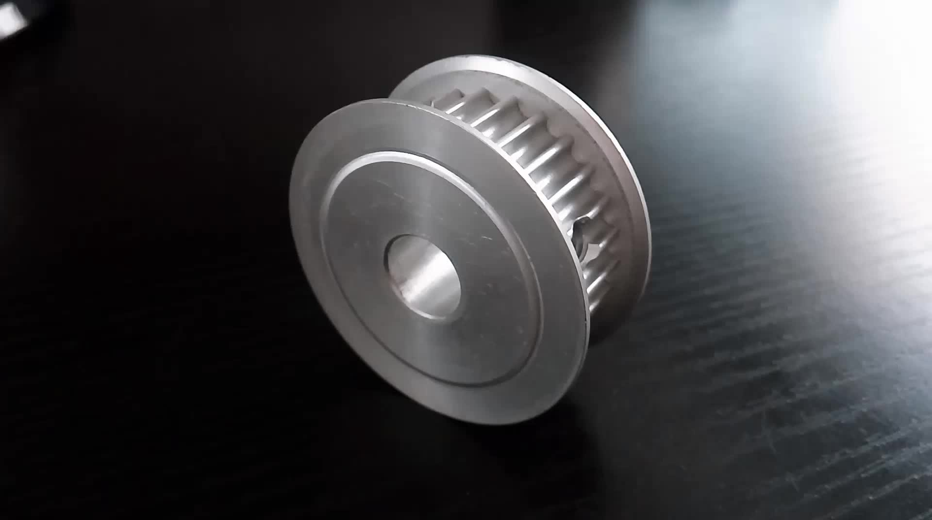 Timing Belt Pulley At10 : Htd m cnc aluminum timing belt pulleys gt t at