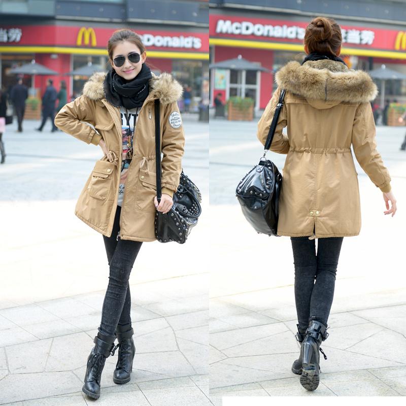 Женская утепленная куртка 2013冬装新款棉袄30