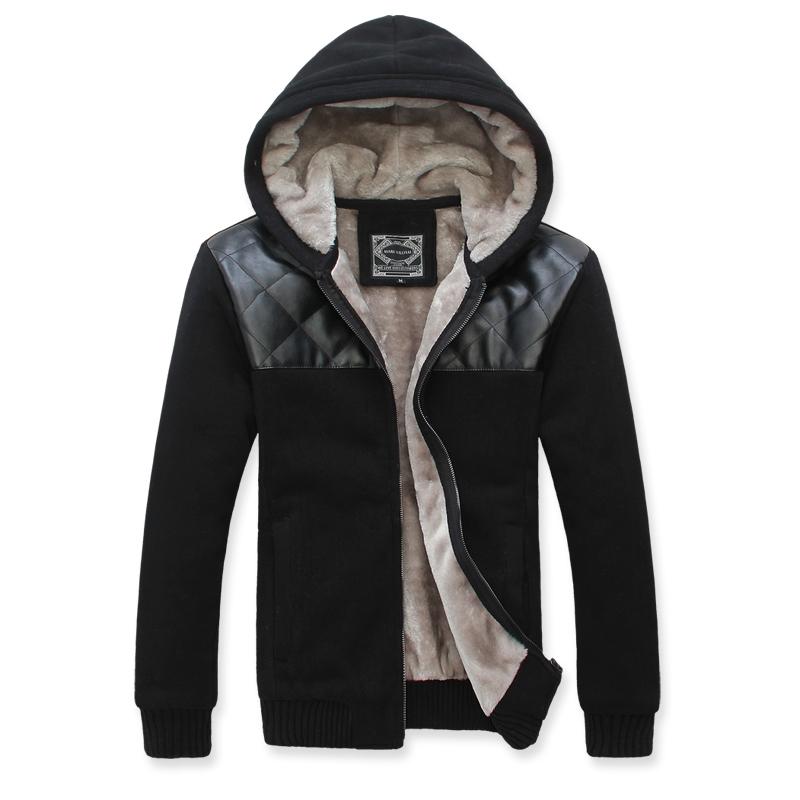 Куртки Толстовки На Меху Купить