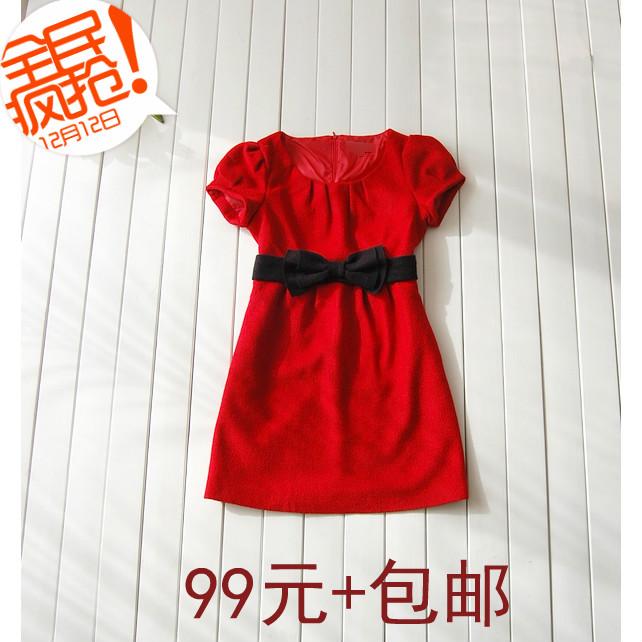 Женское платье New Autumn 2012 Осень 2012 Трикотажные изделия