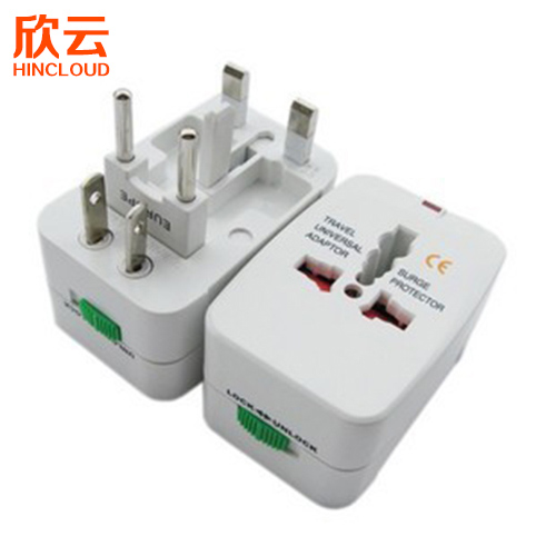 Xinyun travel abroad world wide multi-function universal adaptor Charger Adapter plug on business