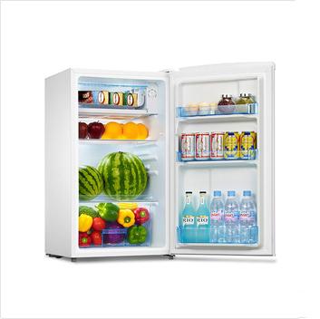 Холодильник Midea BC-90M Однокамерный холодильник Одна дверь Прямое охлаждение 61-120 л