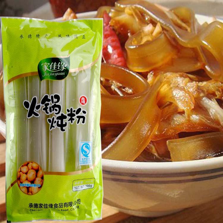 家佳缘火锅炖粉/粉条 涮锅必备 粉丝 马铃薯粉