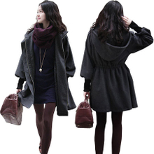 2013 plus size coat