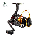 Wolf King authentic Islands DY3000 reel 4+1 axis fishing reels spinning wheel gear