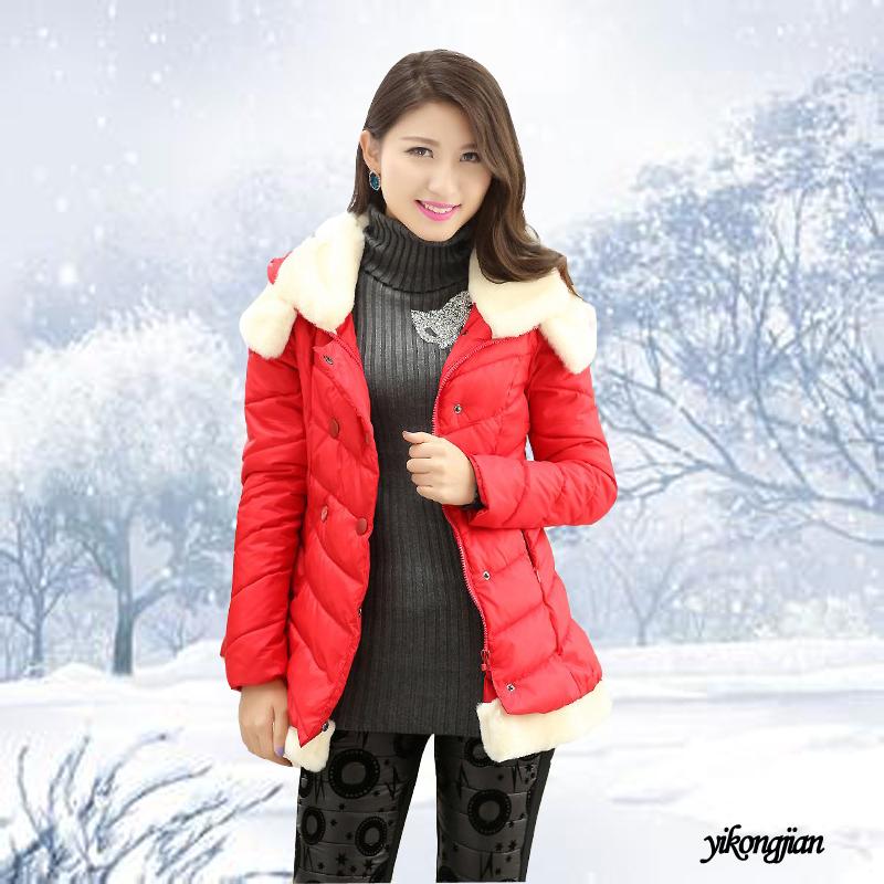 Женская утепленная куртка 4198 2013