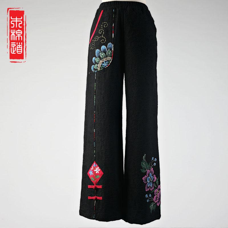 Национальные китайские брюки The Holy Road 12051