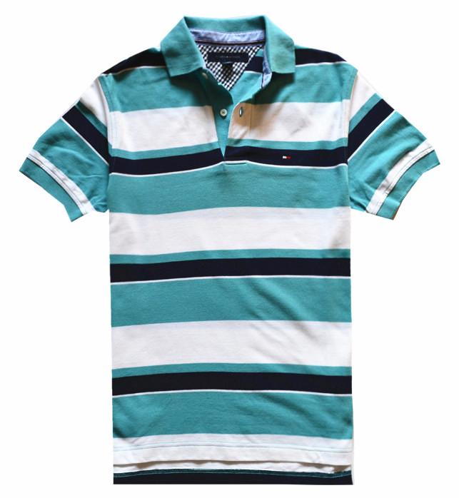 Рубашка поло Tommy Hifiger t11811 TOMMY Polo Polo Короткие рукава (длина рукава <35см)