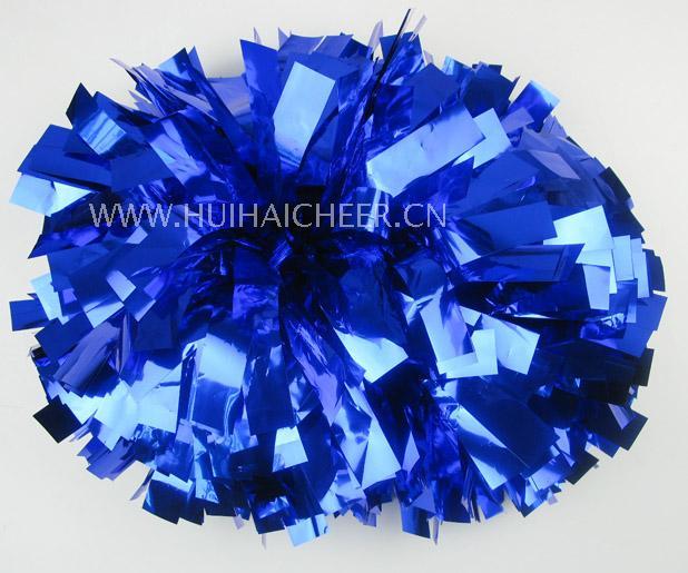Помпоны Низкий-Валент металлический шар, Черлидинг шарики (хороший цветостойкость, охрана окружающей среды)