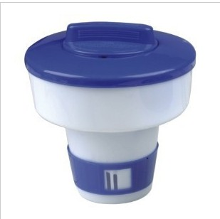 Dosing box swimming pool water dosing Cup automatic dosing dosing floating boxes