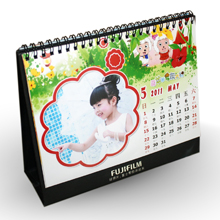 6R (8 inch) high quality boutique calendar calendar customization |2013-year calendar