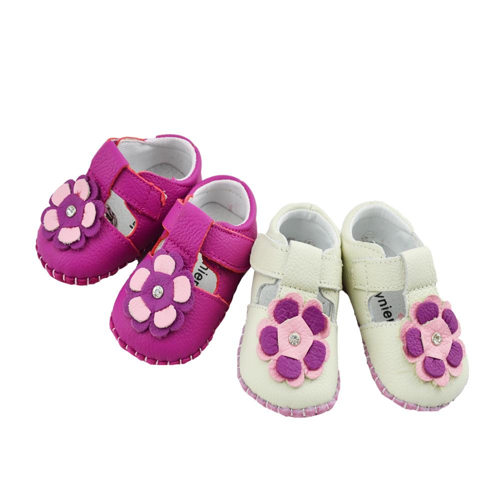 Детские ботинки с нескользящей подошвой Phynier p104