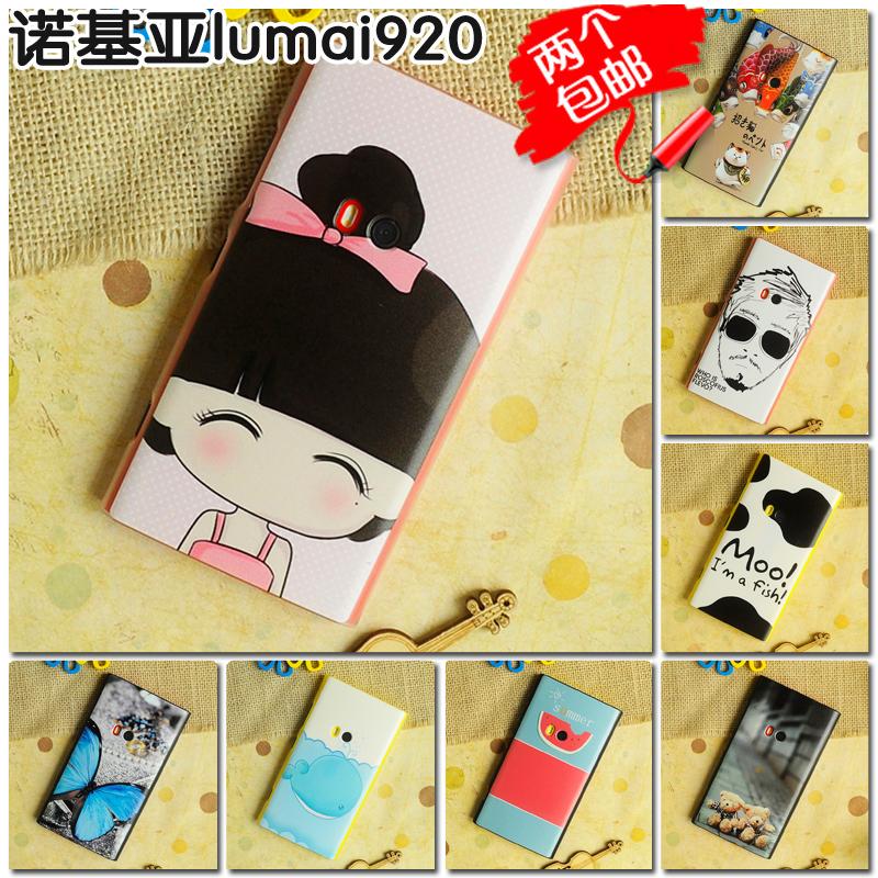 Чехлы, Накладки для телефонов, КПК S 920 Nokia Lumia920 920 Японский и южнокорейский стили