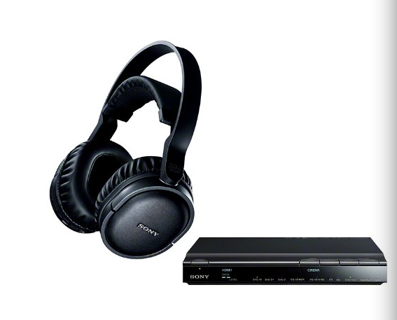 3D-очки Sony MDR-DS7500 Ems Sony