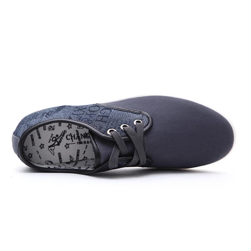 冬季时尚保暖低帮男鞋