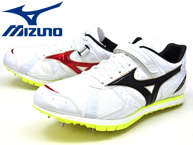 b1b2590e44b7 Japan Direct Mail authentic MIZUNO TJ Mizuno elite track and field triple jump  spikes nail shoes. Loading zoom