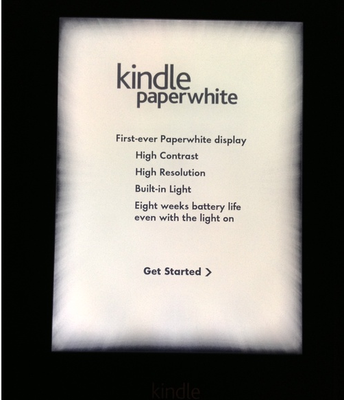 Электронная книга Amazon kindle  Kindle Paperwhite Touch Amazon