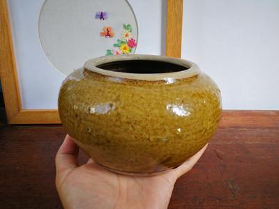 【布缘记】老物件老罐古玩茶叶罐硬币罐中式摆设
