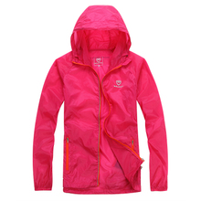 MULLEAVY d outdoor authentic ultra-light ultra-thin/priest force Wind rain The female skin dust coat