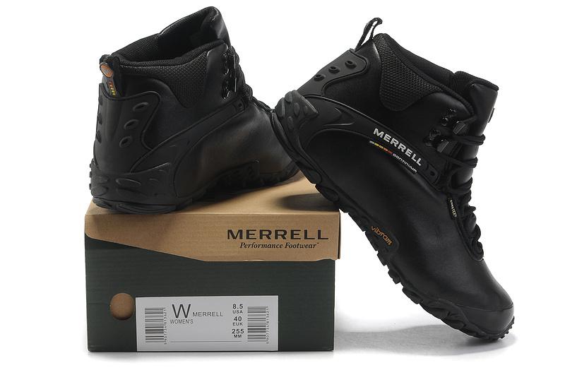 Ботинки мужские Меле открытый восхождение высокие мужчины обувь Merrell зимой теплый Новый 2013 бутик с качеством сплошной цвет