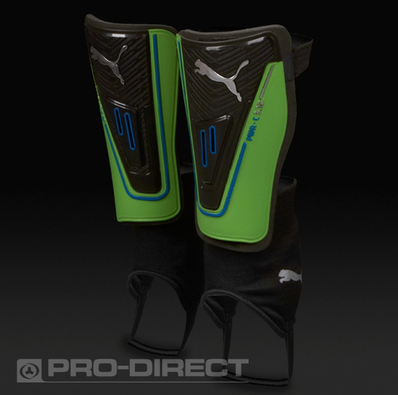 фанатская атрибутика Puma  PDS PowerCat 3.12 Shinpads
