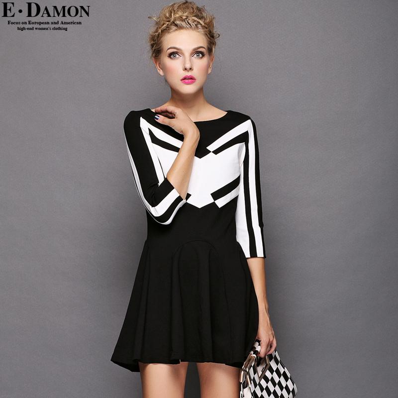 Женское платье E damon 1644 2013