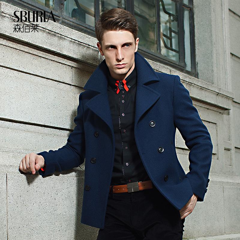 фото короткого мужского пальто