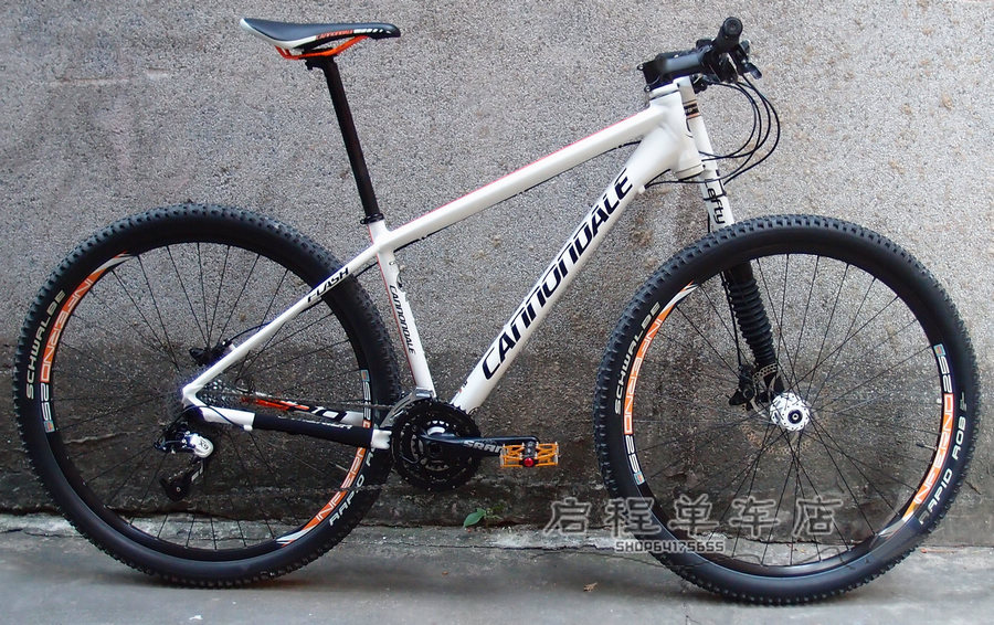 велорама Cannondale  F2 29 LEFTY