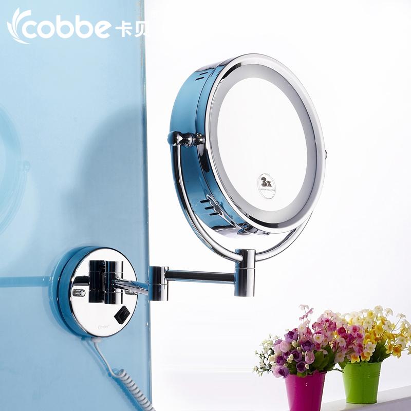 卡贝全铜浴室镜9008sqd
