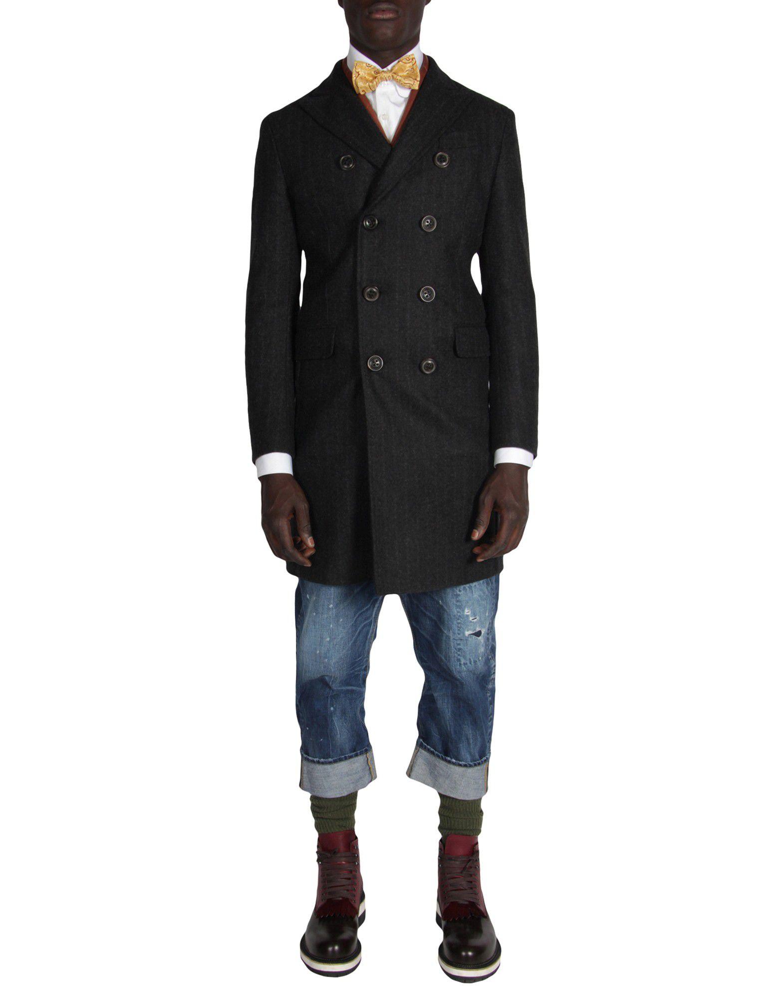 Пальто мужское DSquared2 41385080ua